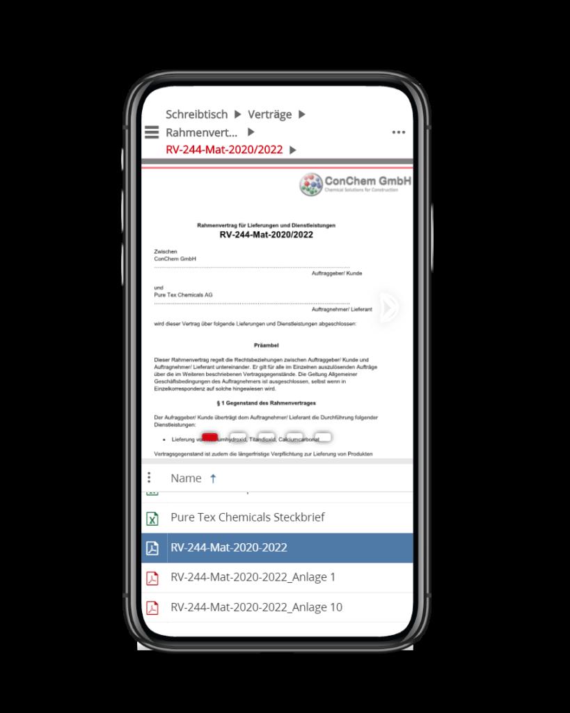mobiler-dokumentenzugriff