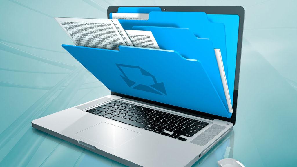 DMS-Speicherung-dokumente