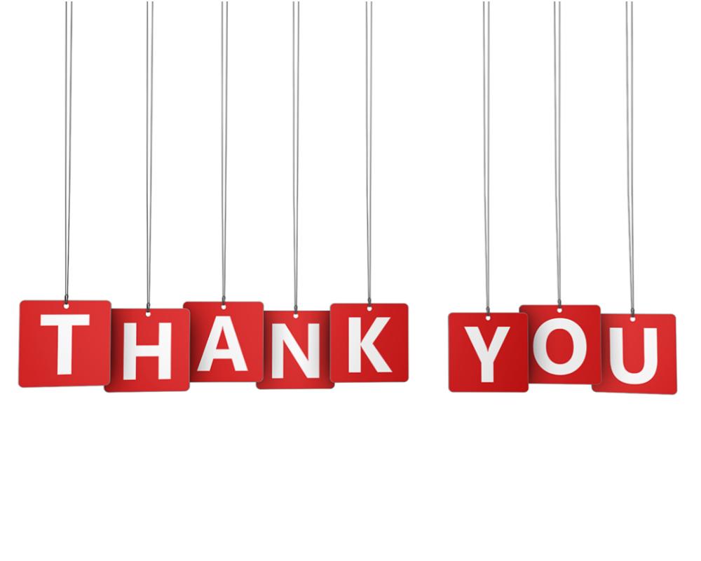 COI-Kundenjubiläen – Wir sagen Danke für die langjährige Treue!