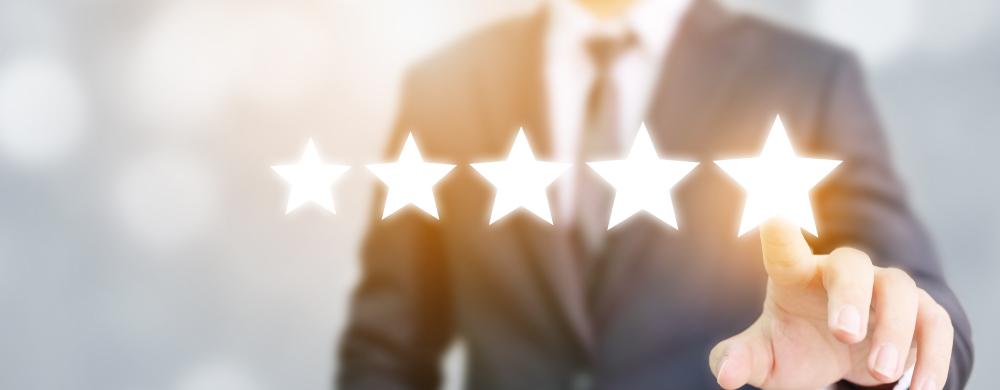 Kundenzufriedenheitsumfrage 2021: Vielen Dank für Ihr positives Feedback!