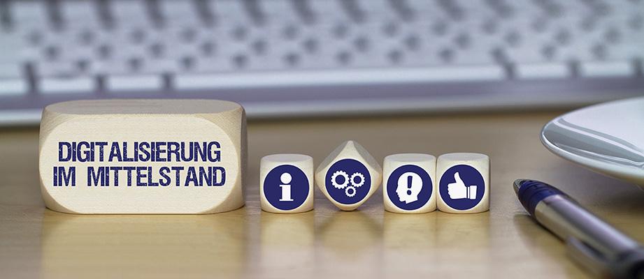 Digitalförderung – Innovationspotenzial im Mittelstand stärken